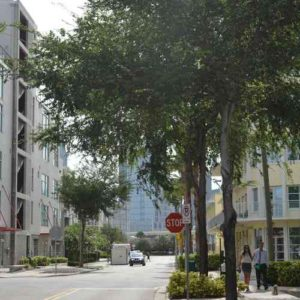 Channelside Neighborhood, Tampa Bay, Florida
